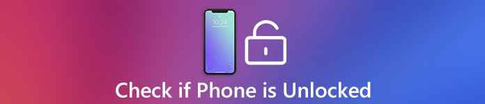 How to check if a phone is unlocked or not