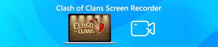 Enregistreur d'écran Clash of Clans