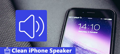 Clean iPhone Speaker