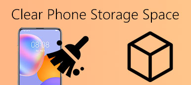 Clear Phone Storage Space on Android