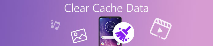Clear Cache Data on Android