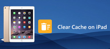 Clear Cache on iPad