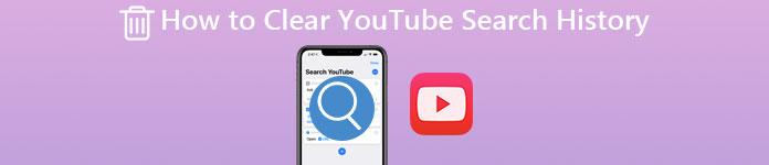 YouTube-Suchprotokoll löschen