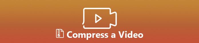 Komprimiere ein Video