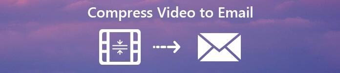 Compresser la vidéo pour l'email