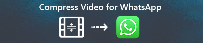 Compresser la taille de la vidéo pour WhatsApp