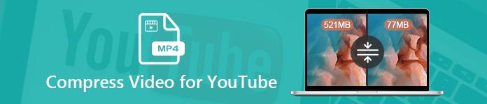 Compresser une vidéo pour YouTube