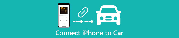 how to connect iphone bluetooth to car