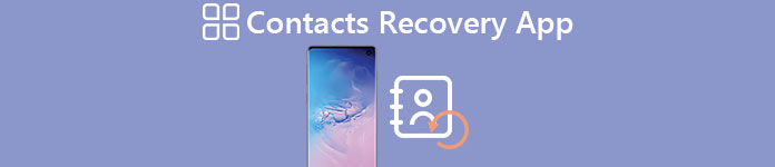 Contacts Recovery Applications