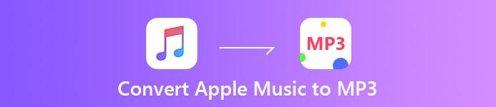 Konvertieren Sie Apple Musik in MP3