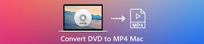 Konvertieren Sie DVD in MP4 auf dem Mac