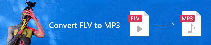 FLVからMP3へ