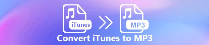 ITunes in MP3 konvertieren