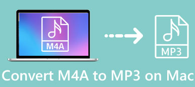 Convert M4A to MP3 on Mac