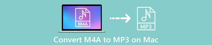 Konvertieren Sie M4A in MP3 auf dem Mac