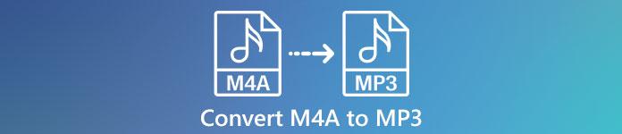 M4AからMP3へ