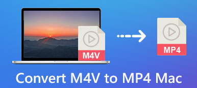 Convert M4V to MP4 Mac