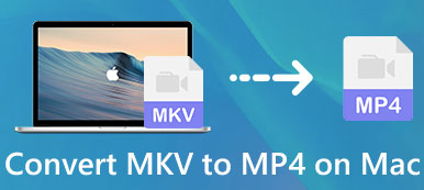 Convert MKV to MP4 on Mac