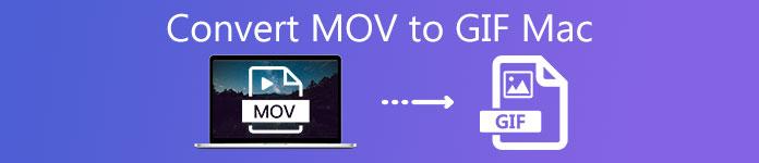 Konvertieren Sie MOV in GIF Mac