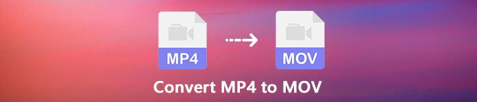 Convertir MP4 en MOV