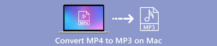 Convert MP4 to MP3 on Mac