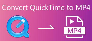 Convertir QuickTime en MP4
