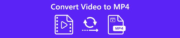 Konvertieren Sie Video in MP4