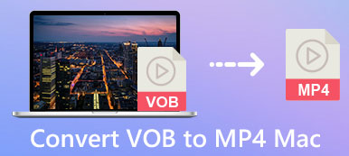 Convert VOB to MP4 Mac