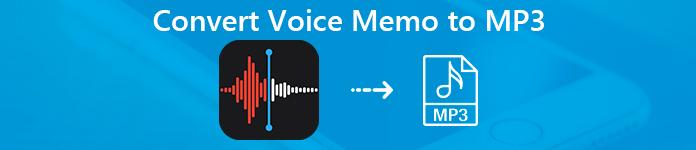 Konvertieren Sie Sprachnotizen in MP3