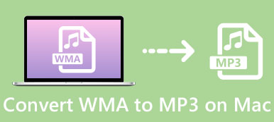 Convert WMA to MP3 on Mac