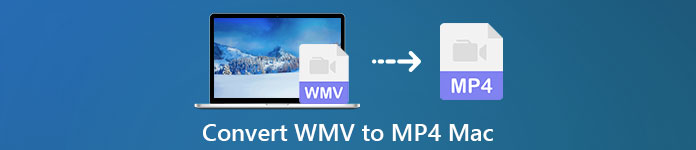 Konvertieren Sie WMV in MP4 auf dem Mac