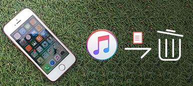 Supprimer une liste de lecture sur iTunes