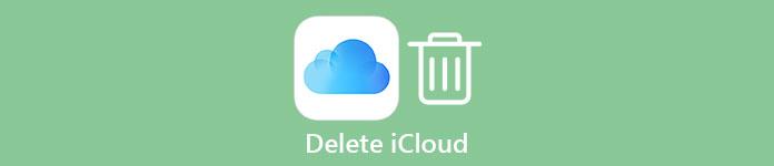 iCloudからアカウントを削除