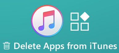Supprimer les applications d'iTunes