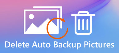 Delete Auto Backup Pictures