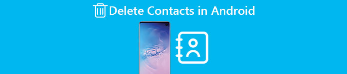 Delete Contacts in Android
