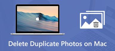 Doppelte Fotos auf dem Mac löschen