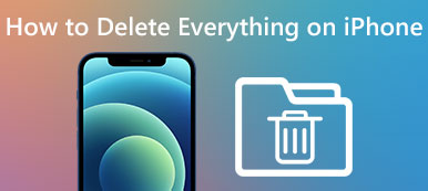 Delete Everything on iPhone