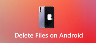 Delete Files on Android
