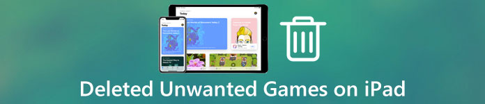 Delete Unwanted Games on iPad