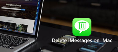 Delete iMessages on Mac
