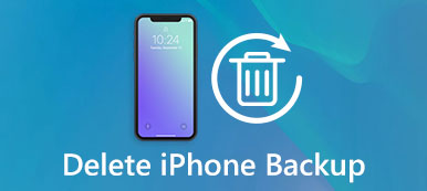 Supprimer l'iPhone Backup sur Mac