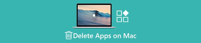 Macアプリを削除