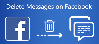 Delete Messages on Facebook