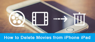 Delete Movies and Videos on iPhone