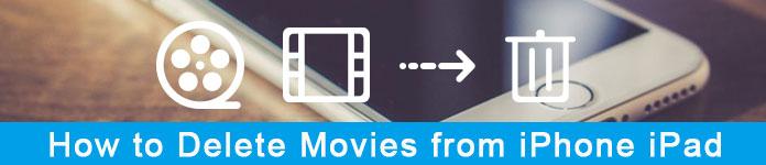 Löschen Sie Filme und Videos auf dem iPhone