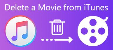 Supprimer le film d'iTunes