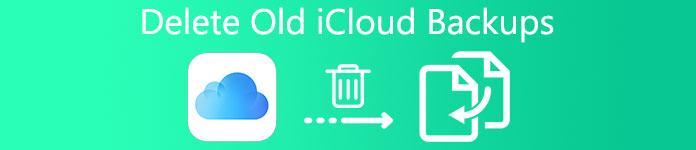 Supprimer les anciennes sauvegardes iCloud