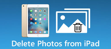 Impossible de supprimer des photos de l'iPhone