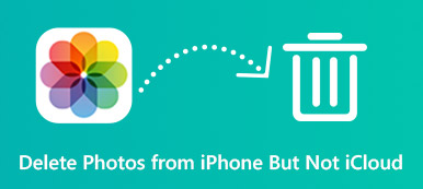 Supprimer des photos de l'iPhone